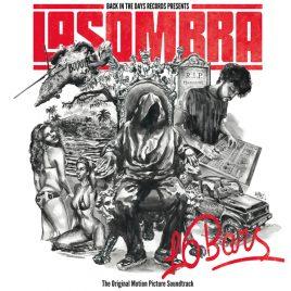 La Sombra – 16 BARS (LP 12″)