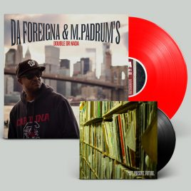 Da Foreigna & MPadrums – Double or Nada (EP 12″ + libro + 7″ )