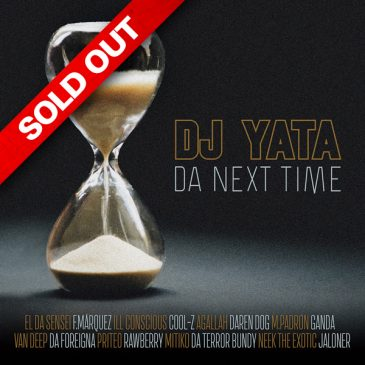 Dj Yata – Da Next Time (CD)