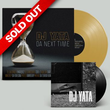 Dj Yata – Da Next Time Pack (LP 12″ + 7″)