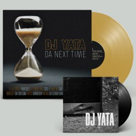 Preorder Dj Yata – Da Next Time Pack (LP 12″ + 7″)